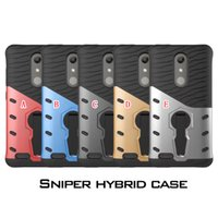 Wholesale Hybrid Case Xperia Z - 360 Degree Flip Stents Case For ZTE Zmax Pro Z981 Moto E3 Z Force Sony Xperia E5 Hybrid Armor Shockproof Hard PC TPU Stand Skin Cover Luxury