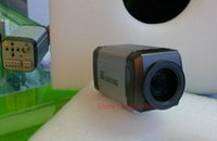 Wholesale Ccd Zoom Wireless - CCTV Security 480TVL 36X Digital Color CCD 3.3-99mm Vari Focal Zoom BOX Camera Free shipping