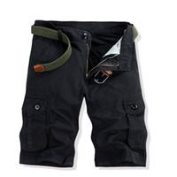 Wholesale white swimwear for men - Wholesale-Men Trekking Shorts Summer Style Work Clothes For Men Surf Beach Swimwear Hiking Pants Shorts Mens Quick Dry Casual Shorts DK04