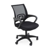 Wholesale Back Chairs - New Mid-back Adjustable Ergonomic Mesh Swivel Computer Office Desk Durable Chair
