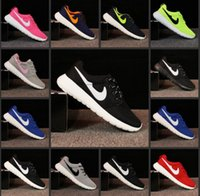 Wholesale Mesh Promotional - New Lightweight Breathable Shoes Mens Women Casual Men Sneakers Adult Sports Shoes 2017 Hot Sale Promotional