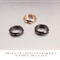 Wholesale Exo Rings - Wholesale- Youpop Wholesale KPOP Fan EXO EXO-K EXO-M EXODUS XOXO WOLF88 Team Logo Alloy Jewelry Rings For Women or Men