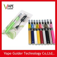 Wholesale Ego Blister Kit Free Dhl - Ego starter kit CE4 atomizer Electronic cigarette e cig kit 650mah 900mah 1100mah EGO-T battery blister case Clearomizer DHL Free