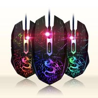 USB Optical Car Wired Gioco Giochi Gamer Giochi Mouse Mouse Maus Bloody X7 Fare Ranton per PC Computer Laptop Dota 2 LOL Deathadder