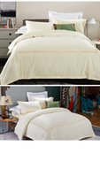 Wholesale Hotel Quilt Cover - Four Pieces Bedding Sets Home Supplies Hotel Supplies Cotton Quilt Cover Bed Sheet Pillowcase for 1.5m 1.8m Bed