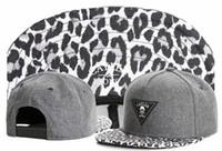 Wholesale Leopard Brim Snapbacks - Brand Cayler Sons Caps Hat,Gray Leopard Brim Snapback Hat Hats , Snapbacks Reta Bones Gorras