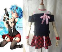 Wholesale Nagisa Cosplay Costume - Wholesale-Ansatsu Kyoushitsu Shiota Nagisa Cosplay Costume Whole Set