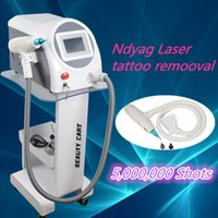 Wholesale Free Tattoo Removal - Best selling portable tattoo removal laser machine q-switch nd yag laser Tattoo Removal Treatmnet DHL free shipping