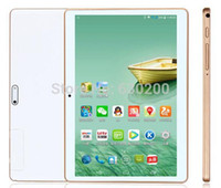 Wholesale Android 3g Gps Tab - Wholesale-9.6 inch 3G 4G LTE tablet Octa core tab pad 1280*800 5.0MP 4GB 32GB Android 5.1 Bluetooth GPS 7 9 10 tablet phablet DHL Free