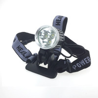 Wholesale 3t6 bicycle for sale - Batteries included Lumens x C XM L T6 LED Headlight T6 Headlamp Bicycle Bike Light Waterproof Flashlight Battery Pack