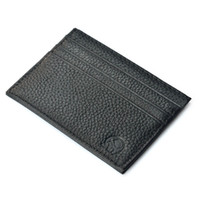 Wholesale Book Cover Purse - Vintage Slim Mini Leather Credit ID Card Holder Wallet Purse Bag Pouch Book Cover Case Wholesale T H210727