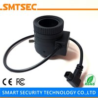 "Wholesale Cctv Lens Cs Mount - Wholesale- SL-3610A6MPP P-IRIS 1 1.8"" 6.0MP 3.6-10mm F1.5 AUTO IRIS CS Mount CCTV HD IP Camera Lens For CCTV Security Camera"