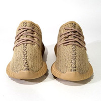Wholesale Baby Winter Body - Update Kids Shoes West 350 Boost Sneakers Baby Boost 350 Shoes Running Sports Shoes booties toddler Shoes Sneakers Training