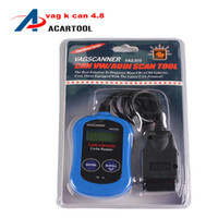 2015 le plus nouveau VAG305 OBD2 OBDII Lecteur de code Scanner automatique pour Volkswagen Audi VW Diagnostic Scan Tool Engine Fault Finder