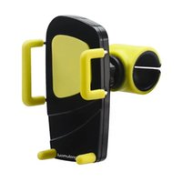 Wholesale shopping cart phone holder resale online - high quality type cell phone holder for treadmill or shopping cart support mm to mm cell phone