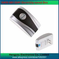 Wholesale Best Savers - Best High Quality New Power Energy Electricity Saving Box Saver Plug Device Voltage 25KW 90V-250V Energy Saver EU Plug 90V-250V