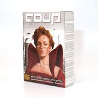 Wholesale International Plays - Wholesale- Coup English board game family party kids table playing cards 2 to 80 players juego de mesa Velocidad selva