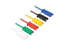 Wholesale Multimeter Probes Hook - 120pcs X Grabber SMD IC Test Probe Hook Clip for Multimeter