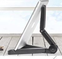 Wholesale Easy Fold - Portable Tablet PC stand, easy to fold, suitable for 7-10-inch Tablet PC lazy stent
