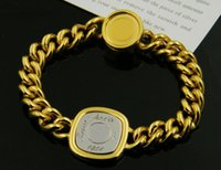 Wholesale China Trade Jewelry - Selling foreign trade between titanium steel jewelry bracelet fine fashion golden box fine