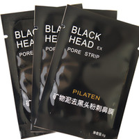 Wholesale black head removed mask - PILATEN Facial Minerals Conk Nose Blackhead Remover Mask Facial Mask Nose Blackhead Cleaner g pcsacial Mask Remove Black Head