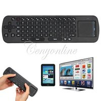 Hochwertiges nagelneues RC12 2.4GHz Mini-Fly Air Mouse Wireless Keyboard für Google Android Smart TV Box