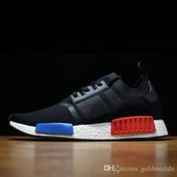 Flat spider man shoes - Cheap NMD RUNNER R1 PK Nice Kicks Primeknit Ultra Boost Turtle Dove Spider Man Sneaker Men s Women s Lover s Running Sport Shoes