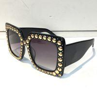 5a0df941ccf Wholesale framing large mirror for sale - 0145 Luxury Sunglasses Large Frame  Elegant Special S Designer