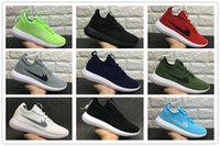 Wholesale Weave London - 2017 Hot Sale Men Women Olympic London Two Weaving Running Shoes Cheap Outdoor Good Quality Lightweight Casual Sports Sneakers Size 36-45