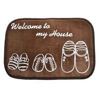 Wholesale Home living room carpet entrance mats door mats bathroom kitchen bathroom absorbent non slip mats