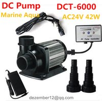 Wholesale Variable Speed Pump - Jebo  Jecod DCT-6000 42W 6000 LPH Variable Flow 10 Speed DC Aquarium Pump & Controller Marine DC Pump Freshwater