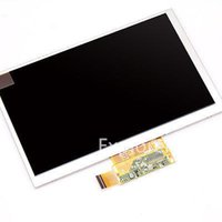 t111 dokunmatik toptan satış-Samsung Galaxy Tab için 3 7.0 Lite SM-T110 T111 Dokunmatik Ekran Tab 4 Lite T116 T113 LCD Ekran Paneli Ekran Değiştirme 5 adet