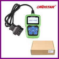Wholesale New Vag Pin - OBDSTAR VAG PRO Auto Key Programmer No Need Pin Code Support New Models and Odometer VAG PRO Handheld Programming Tool