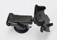 сотовый телефон держателя чашки оптовых-Продажа автомобильного держателя, длинная рукоятка универсального лобового стекла автомобильного держателя сотового телефона с сильной присоской