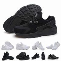 Wholesale Air Huarache Classical White Black Huarache Shoes Men And Womens Huaraches Sneakers Running Shoes Size