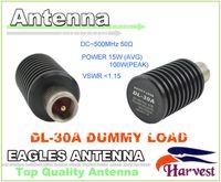 Wholesale Dummy Radio - Wholesale-PL259-M Connector Original Harvest DL-30A 0-500MHz 15Watt Dummy Load for CB Two-way Radio