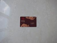 impresión de tarjetas de plástico al por mayor-1000 unids personalizado 85.5 * 54 * 0.76 mm banda de plástico tarjeta de visita de plástico con logotipo que imprime la tarjeta de membresía CR80