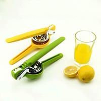 Wholesale orange juicer machines - Manual Juicer Fruit Juicer Lemon Pomegranate Orange Orange Juicer Fruits Juice Machine Press Machine Kitchen Tools
