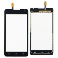 Wholesale replace lens - 1PCS Lot New Touch Screen Digitizer Glass Lens Replace Parts For Huawei C8813 Y530 Black