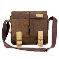 Wholesale Vintage Canvas Dslr Camera Case - Dslr Camera Bag Canvas Photo Backpack Strap Vintage Quick Release Go Pro Accessories Case Mount Waterproof Caden N2 Sac Neck