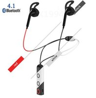 Wholesale Smart Bluetooth Headsets - BT313 Bluetooth Headset Sports Wireless Headphones Smart Magnetic 4.1 Waterproof Stereo Wireless Bluetooth Headset for Xiaomi