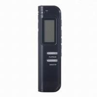 sesli kayıt telefon toptan satış-16 GB USB VOR Şarj Edilebilir Dijital Ses Kaydedici Kalem Metal kasa Kulaklık Telefon ses kaydı MP3 Çalar