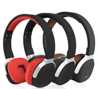 katlanır akıllı telefon toptan satış-Yeni Arı Bluetooth katlanır Kulaklıklar Bluetooth Kulaklık Kablosuz Kulaklıklar Spor Kulaklık iPhone Android Telefon Smartphone için Masa PC