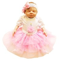 Wholesale Real Doll Materials - 18 Inch Bonecas Sleeping Doll Toys for Girls Gift,Real Reborn Babies Vinyl Material Realistic Reborn Doll with Clothes