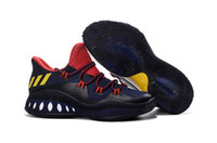 Wholesale Crazy Baseball - Men Crazy Explosive Pe 3 Fashion Running Boost Mens Breathable Basketball Athletic Outdoor Shoes Male Sports Sneakers Size 40-46 Free Ship