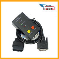 Para OBD2 OBDII Audi VW Car Diagnostic Adapter Airbag SI Reset Inspection Car Airbag Resetter Tool