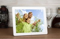 Wholesale Video Photo Album - purchase cheap and quality electronic photo album 12 inch screen size