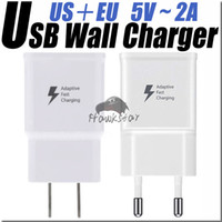 Wholesale Eu Charge Wall - Fast Charger Adapter Fast USB Wall Charging UK EU US Plug Travel Universal For NOTE 4 5 s6 s7 edge Hight quality 5V 2A 9V 1.67A