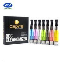 Wholesale Ce5 Atomizer Clearomizer Kit - DHL Free A spire Clearomizer CE5 with Bottom Dual Coils BDC BVC Replacement tank atomizer vs ets k1 for epen kit CE5S