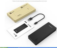 Q2 Power Bank - 10000mAh tragbare externe Backup Power Akku Ladegerät Pack für iPhone 6 5s 4s HTC Samsung s4 s5